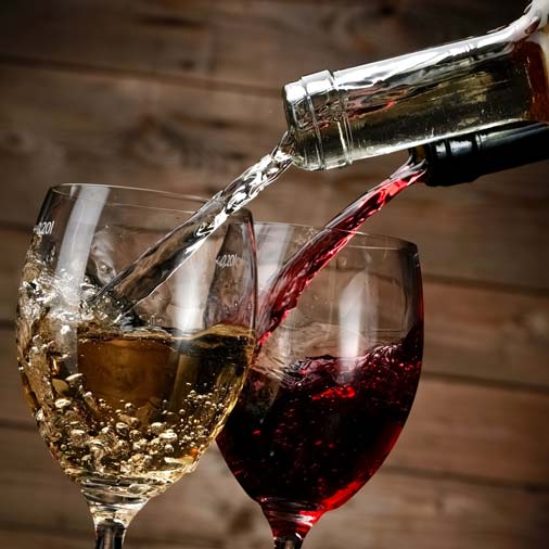 Fornitura bevande e vini per ristoranti