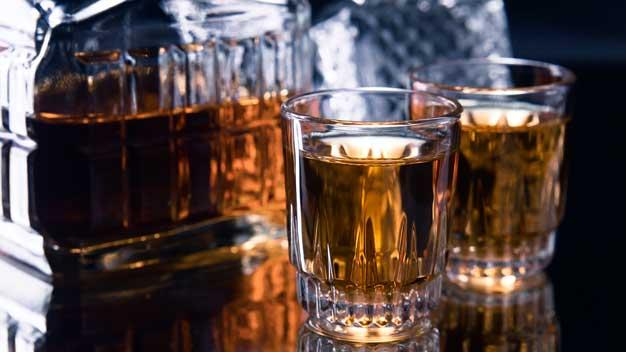 Fornitura distillati e liquori per ristoranti