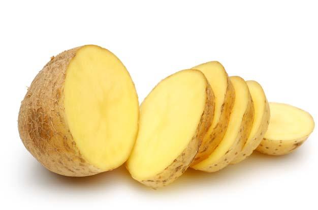 Fornitura frutta e verdura per ristoranti: patate