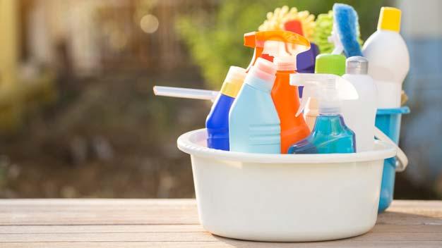 Fornitura prodotti per pulizie professionali per ristoranti