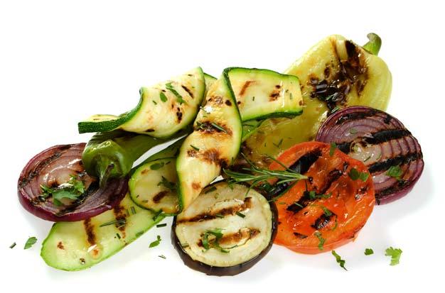 Fornitura frutta e verdura per ristoranti: verdure grigliate