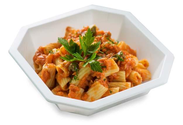 Fornitura piatti pronti per ristoranti