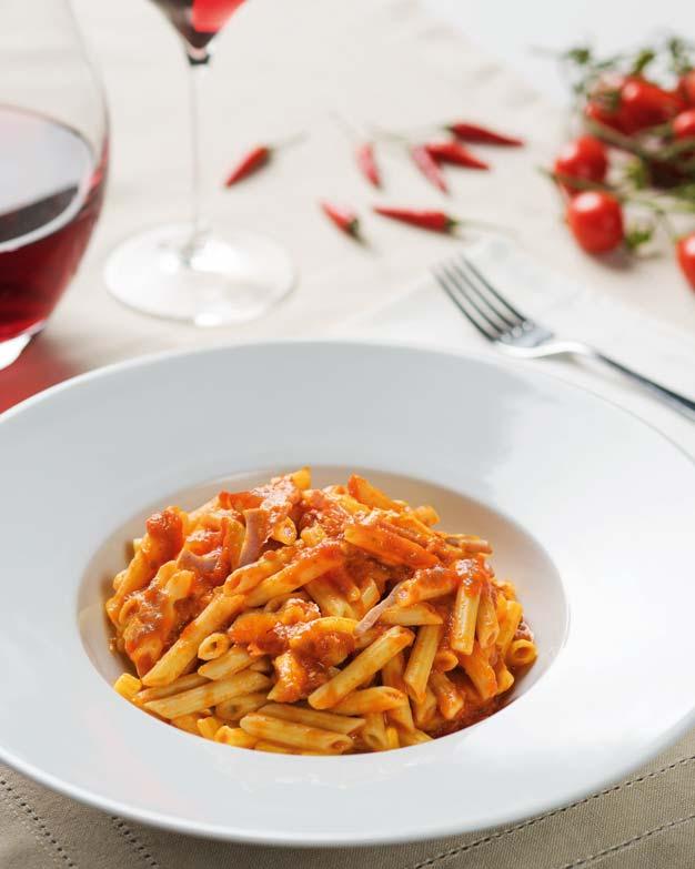 Fornitura semilavorati per ristoranti: pasta