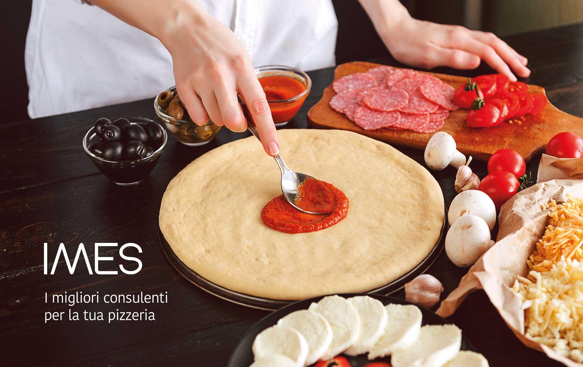 IMES: i migliori consulenti per la tua pizzeria